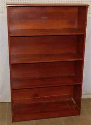 Maple Book Shelf