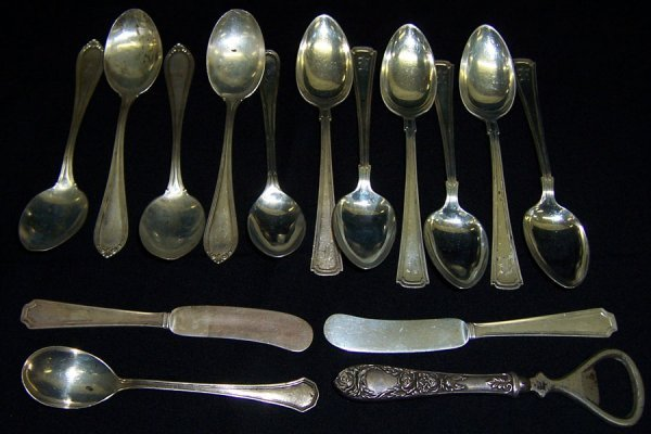 5: (15) Pieces of sterling