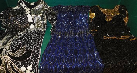 Lot of Ladies Vintage Clothing