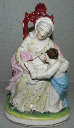 8: 19th century Staffordshire figurine