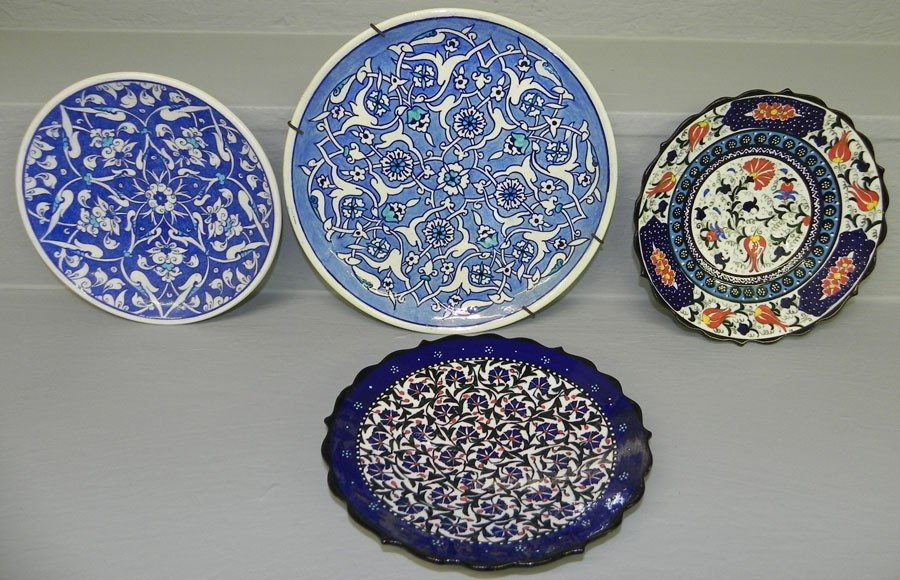 7: (4) Turkish plates