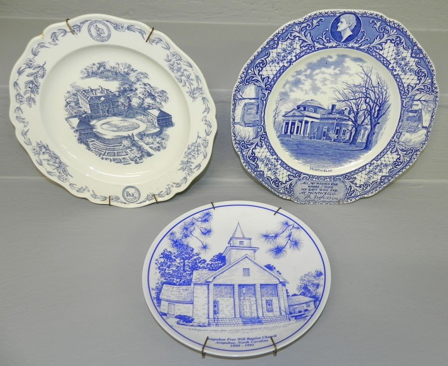 17: (3) Collector plates