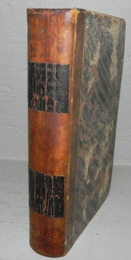 41: Leather Bound book
