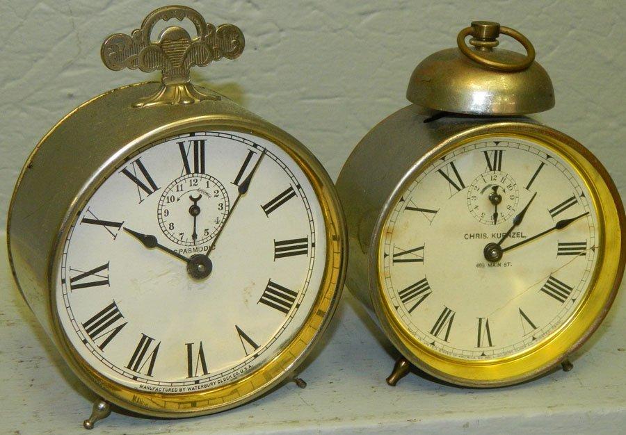 Big Ben Kuenzel bell clock and a Spasmotic.