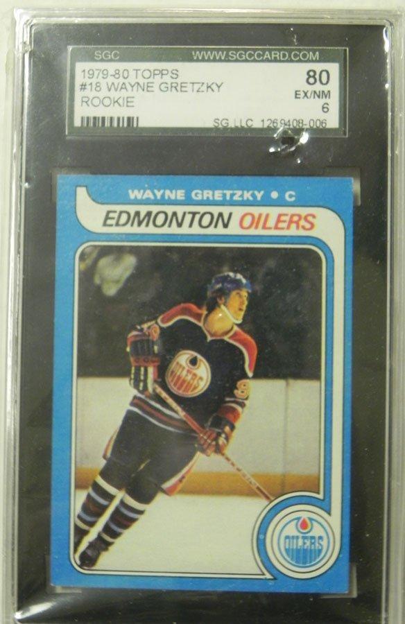 1979-1980 Topps Wayne Gretzky #18