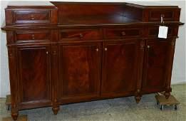 Ralph Lauren mahogany sideboard