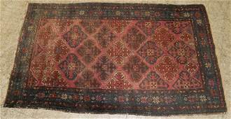 """3'4"""" x 5'6"""" Antique Persian rug"""