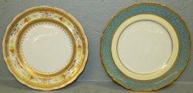 Royal Doulton & Stoke On Trent Porcelain Plates