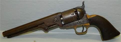 Colt Navy .36 caliber percussion revolver