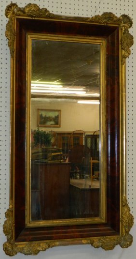 Regency Period Mirror.