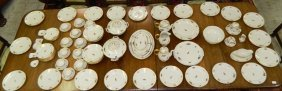 96 Pc Dinner Set, Suisse Langenthal