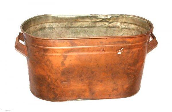 2: Copper bucket