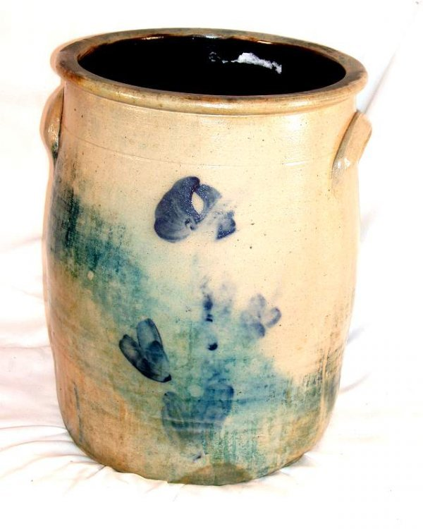 16: Stoneware Crock