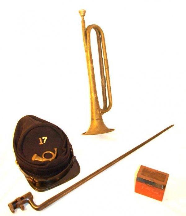 158: Civil War Items