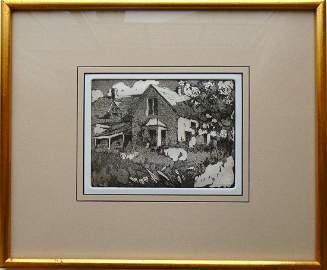 Prince Edward Island Farmhouse
