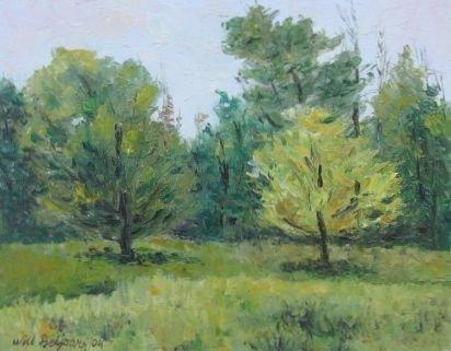 001: Will Beljaars Oil Painting