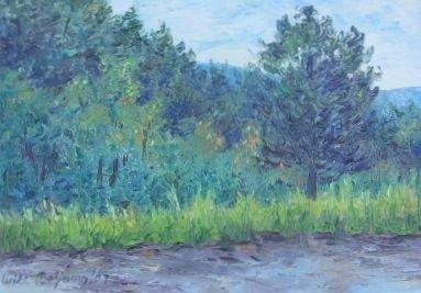 002: Will Beljaars Oil Painting