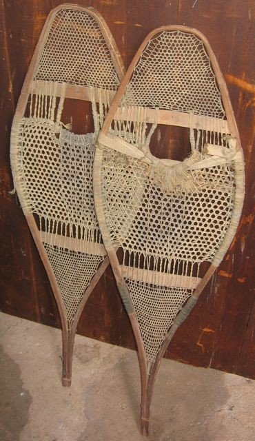 18: Antique PEI Snowshoes