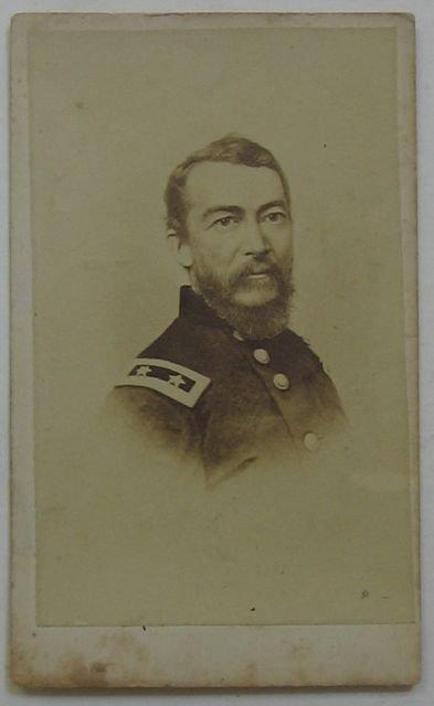 """9: US """"General Philip Sheridan"""" Carte de Visite Photo"""