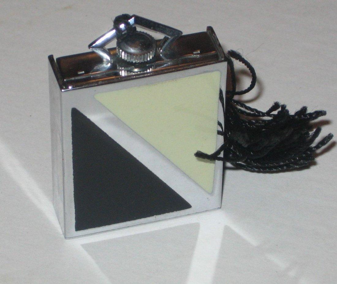 "20: American Folding ""Art Deco Travel Clock"" c1930"