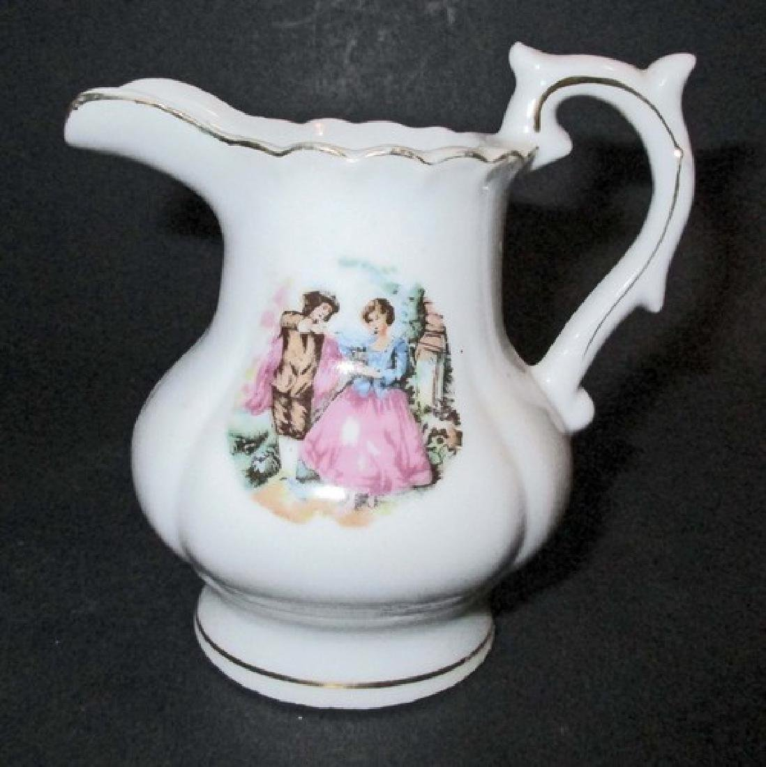 VINTAGE HAND PAINTED BETSON CREAMER