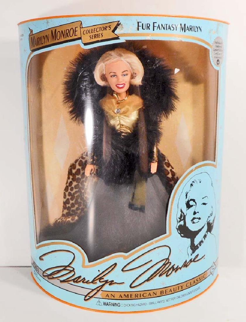 VINTAGE MARILYN MONROE LIMITED EDITION BARBIE DOLL IN