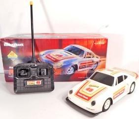 VINTAGE RADIO SHACK RADIO CONTROLLED RACER 49 IN ORIG.