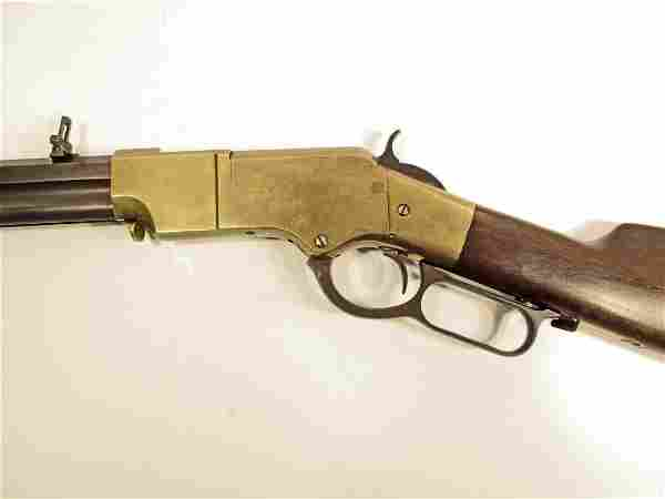 OLD WEST COWBOY ERA 1860 HENRY RIFLE BY THE NEWHAVEN