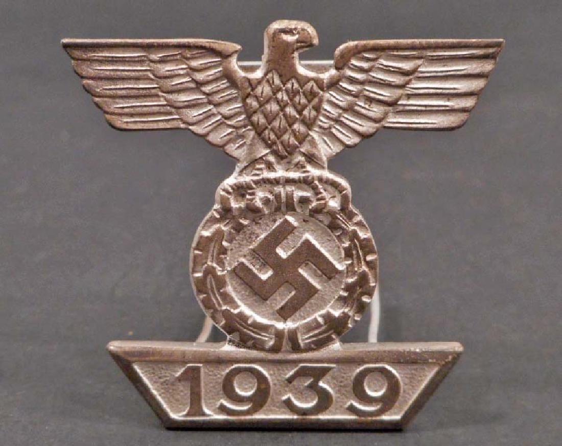 GERMAN NAZI 2ND CLASS CLASP TO THE IRON CROSS