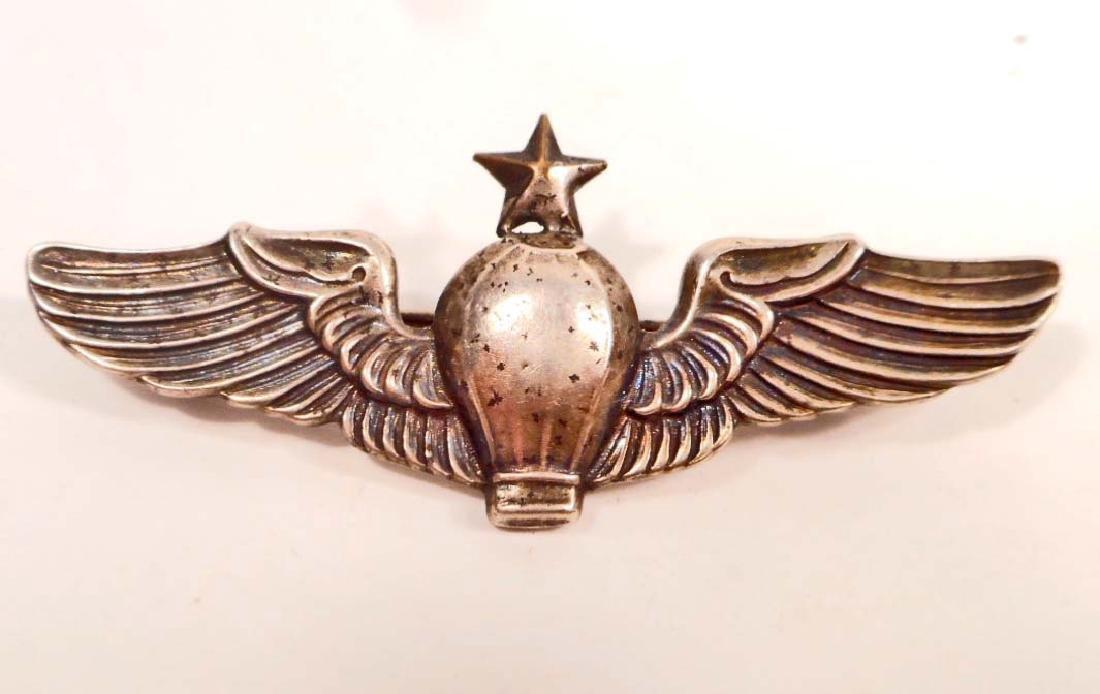 USAAF ARMY AIR FORCE SENIOR BALLOON PILOT WING
