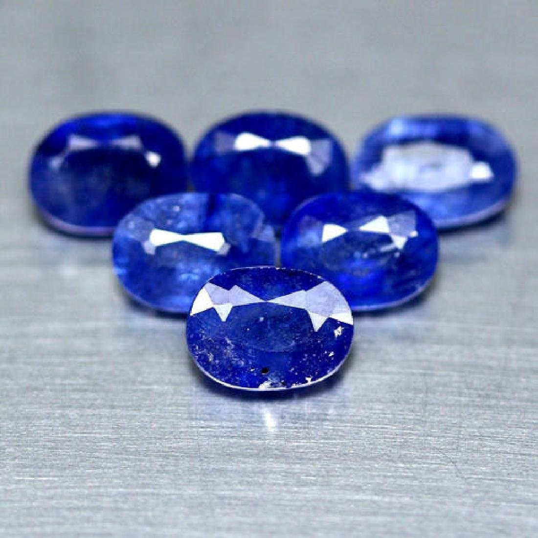 LOT OF 16.00 CTS. OF BLUE MADAGASCAR SAPPHIRE