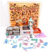 1964 MATTEL CREEPY CRAWLERS THING MAKER TOY IN THE