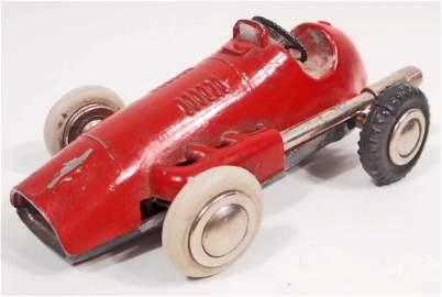 VINTAGE SCHUCO MINI KEY WIND RACE CAR #1040