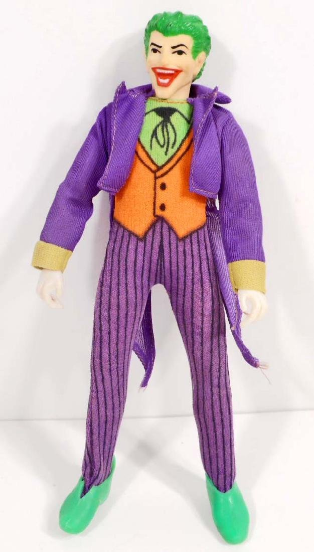 VINTAGE 1970'S MEGO THE JOKER ACTION FIGURE