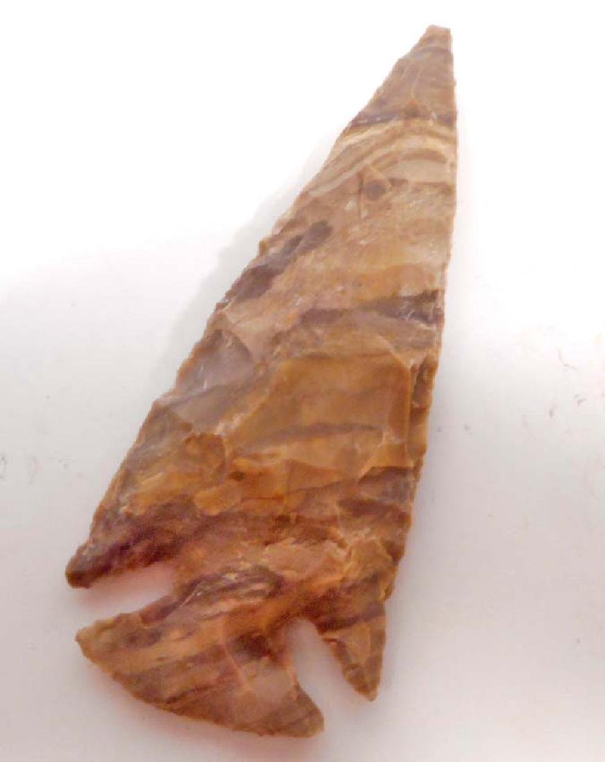 "HUGE ARROWHEAD - APPROX. 4.5"" - 5"" LONG"