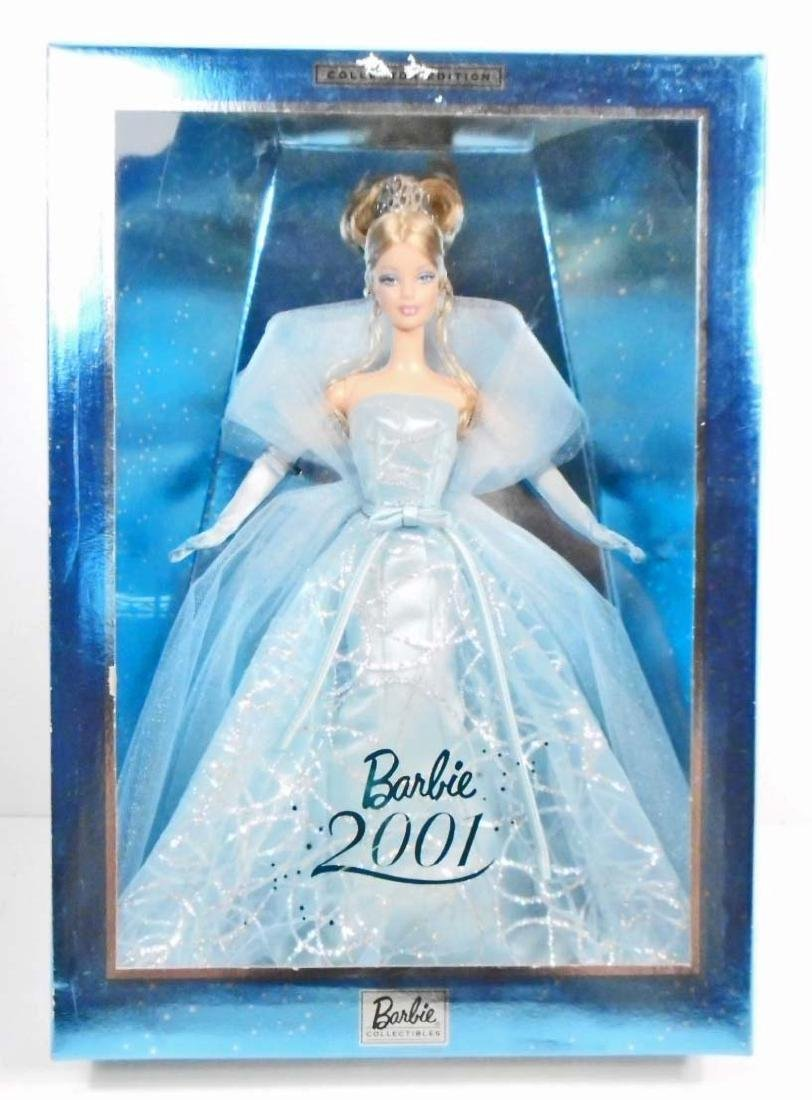 2001 COLLECTOR BARBIE DOLL IN THE ORIGINAL BOX