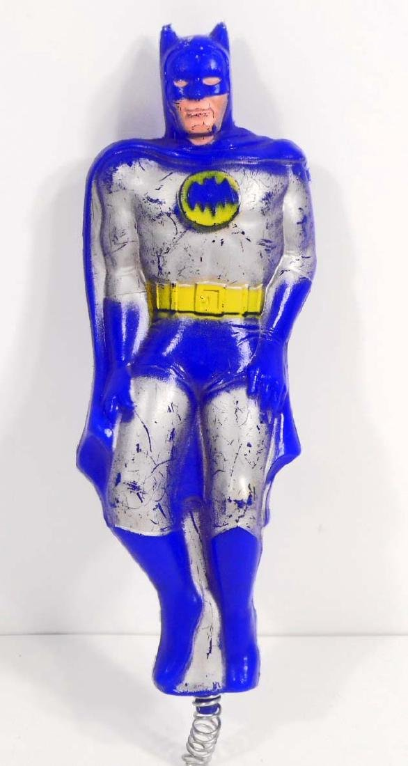 VINTAGE 1966 BATMAN PENCIL TOPPER