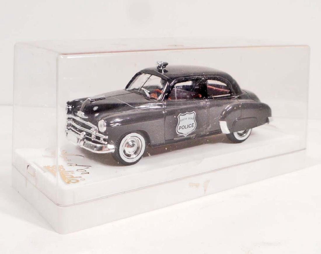 SOLIDO SOUTH BEND POLICE COLLECTIBLE TOY CAR