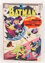 1967 BATMAN NO. 190 COMIC BOOK - 12 CENT COVER