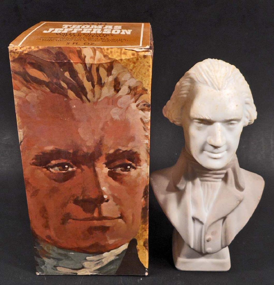 VINTAGE AVON THOMAS JEFFERSON COLLECTIBLE COLOGNE
