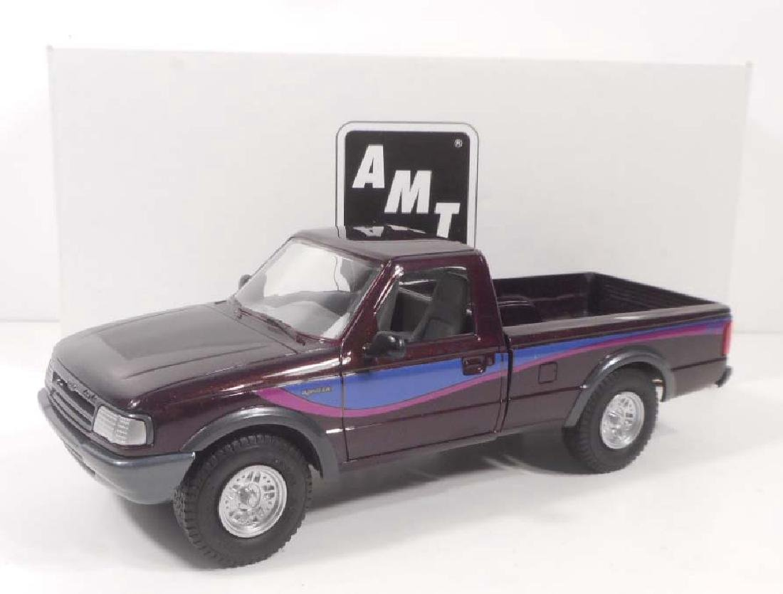 1993 ERTL#6603 PROMO TOY CAR FORD RANGER STX 4x4  - MIB