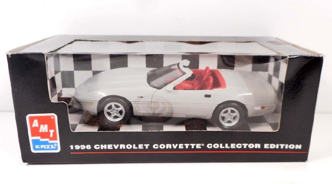 1996 ERTL CHEVROLET CORVETTE COLLECTOR EDITION  - MIB