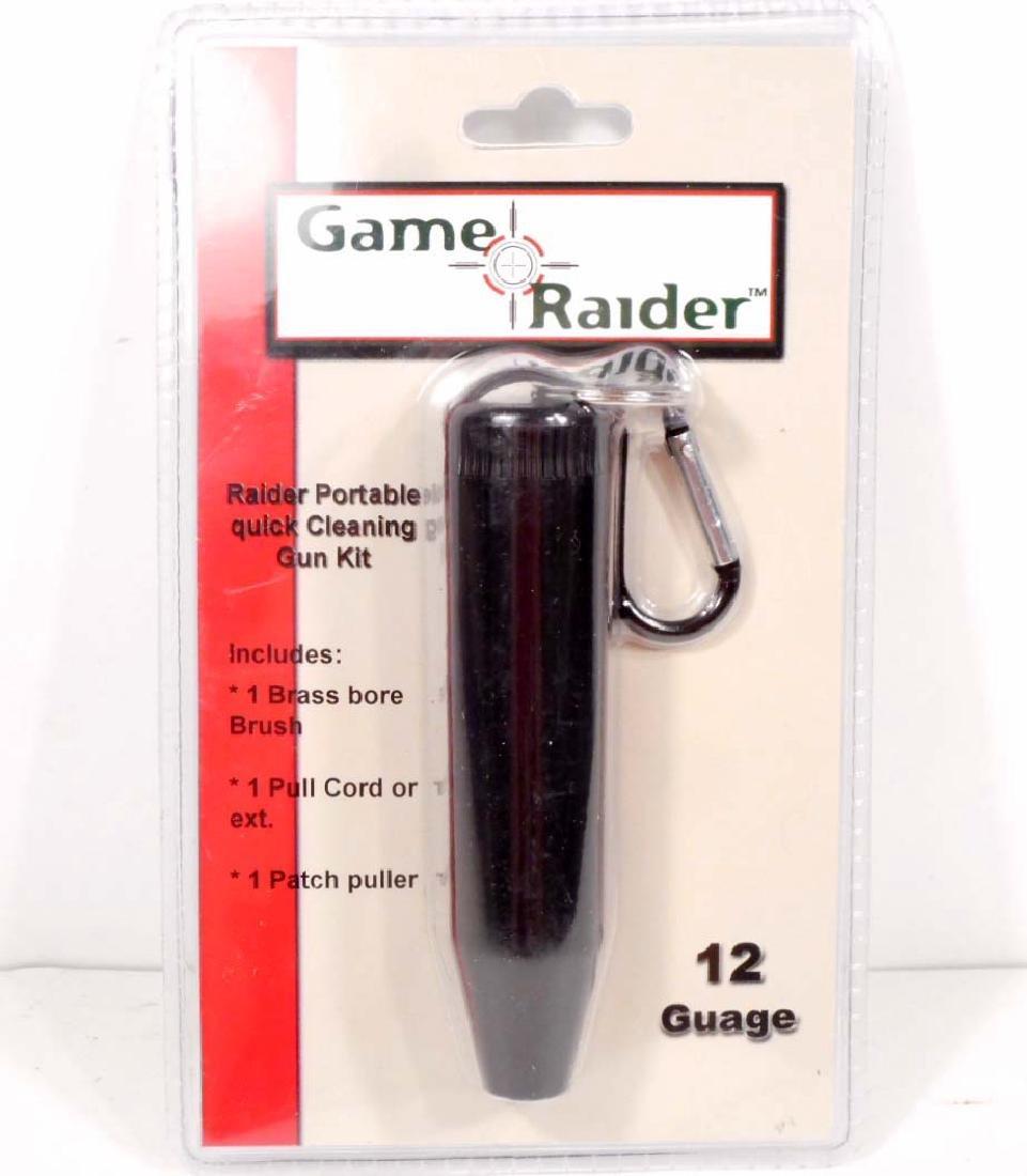 GAME RAIDER 12/16 GAUGE SHOTGUN CLEANING KIT