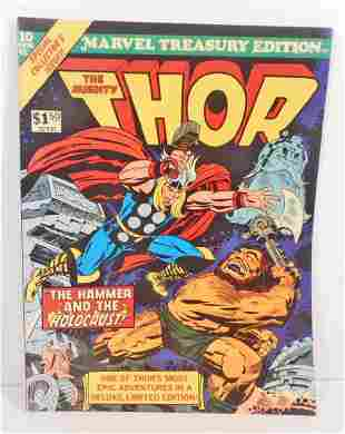 1976 SPECIAL GIANT MARVEL TREASURY EDITION THOR 10