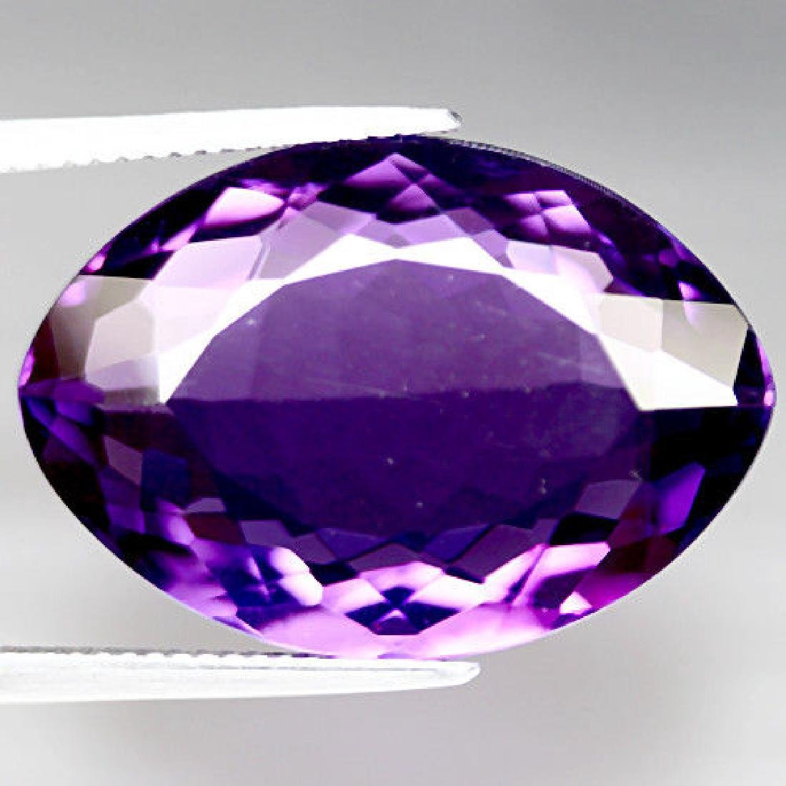 22.45 CT AAA! PURPLE CLR CHANGE TO PINK BRAZILIAN