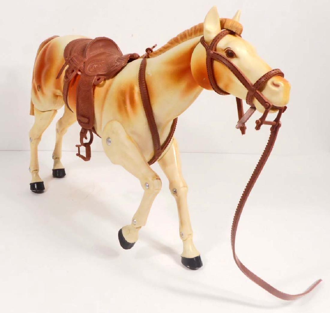 VINTAGE MARX THE LONE RANGER HORSE SCOUT