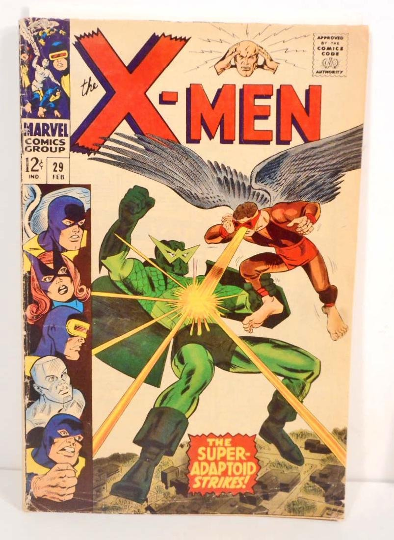 1967 THE X-MEN NO. 29 COMIC BOOK - 12 CENT COVER