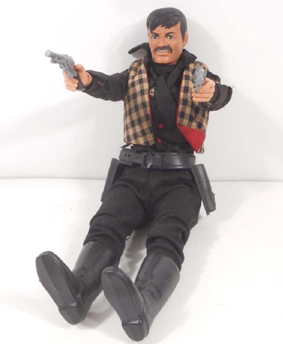 VINTAGE 1950S MARX LONE RANGER CHARACTER ACTION FIGURE