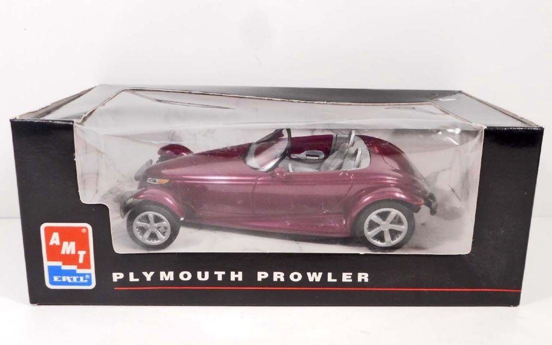 ERTL PROMO TOY CAR PLYMOUTH PROWLER MINT IN BOX