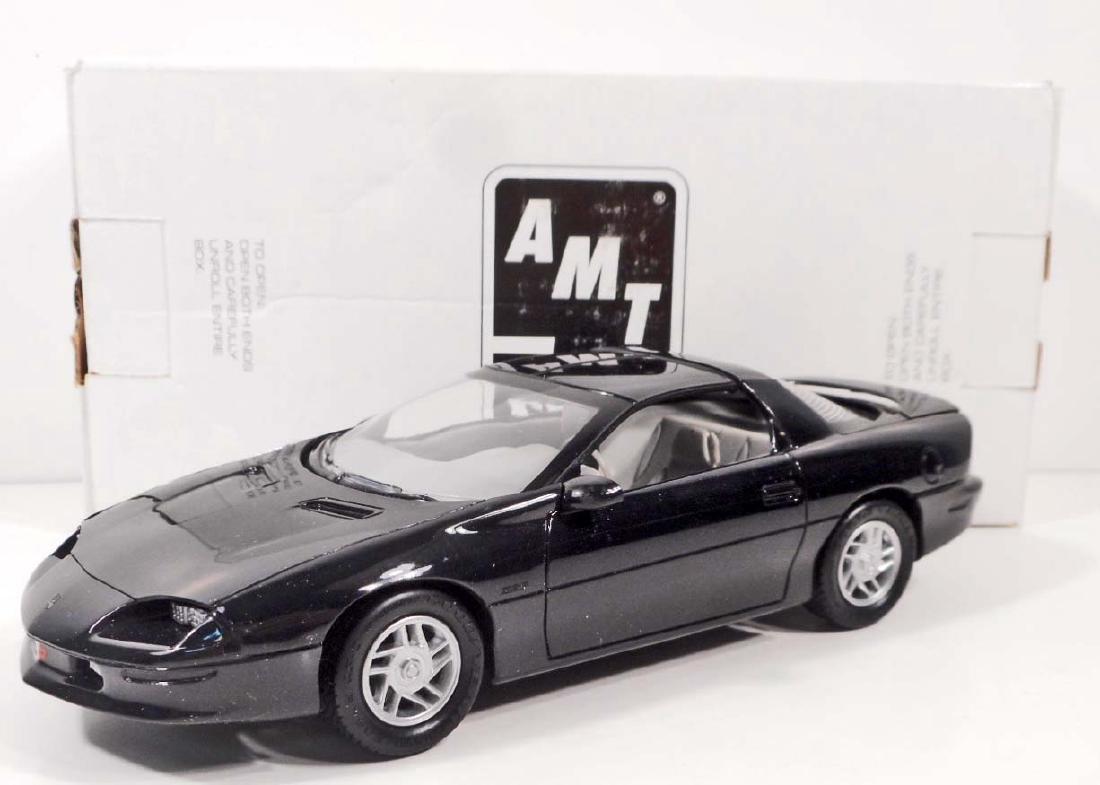 1993 ERTL#6120 PROMO TOY CAR CHEVROLET CAMARO Z28 - MIB